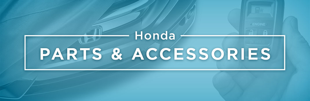 Honda Parts & Accessories | Love Honda | Homosassa, FL