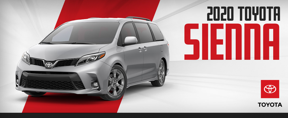 2020 Toyota Sienna at High River Toyota