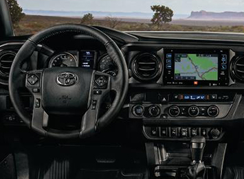 2019 Toyota Tacoma Interior | Downtown Toyota | Toronto, ON