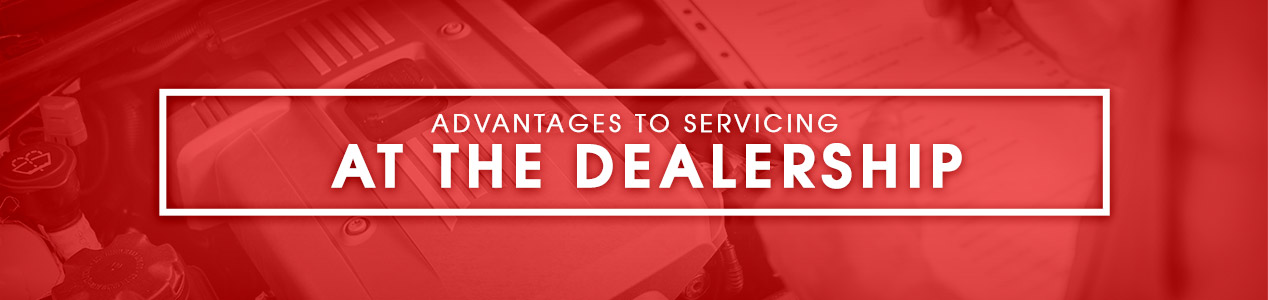 Advantages to Servicing at the Dealership | Charlotte, NC