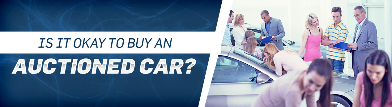 Is It Okay To Buy An Auctioned Car? | Paducah, KY