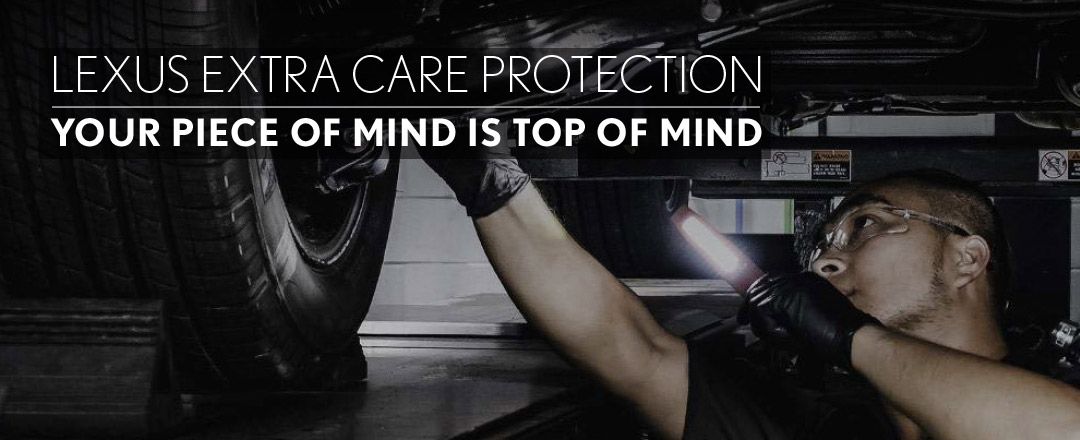 Lexus Extra Care Protection