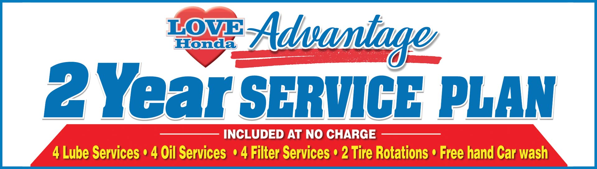 2 Year Service Plan - Love Honda - Homosassa, FL
