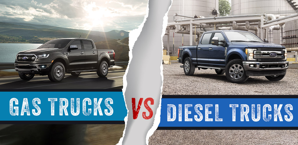 Gas Trucks vs Diesel Trucks | Orlando, FL