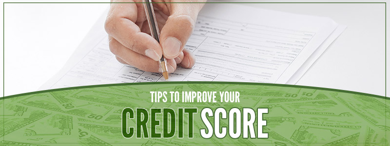 Tips To Improve Your Credit Score | Columbus, MS