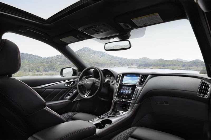 2020 INFINITI Q50 Safety _ Toronto, ON