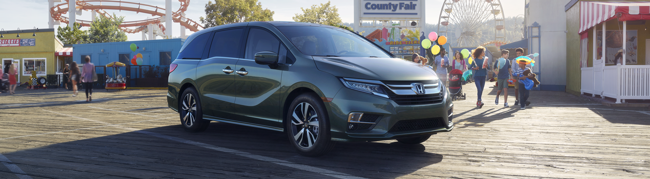 2019 Honda Odyssey | Russell Honda | North Little Rock, AR