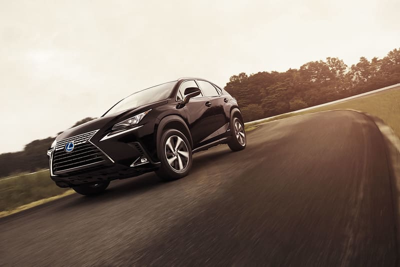 2020 Lexus NX Safety Features | Toronto, ON