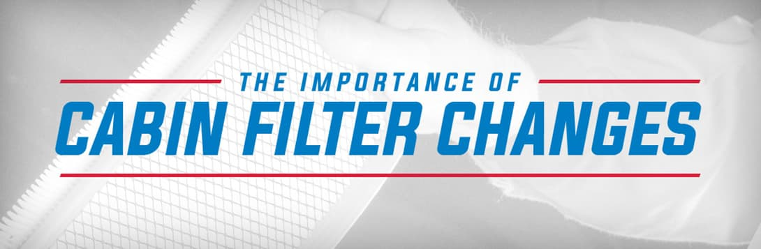 The Importance of Changing Your Car's Cabin Filter | Homosassa, FL