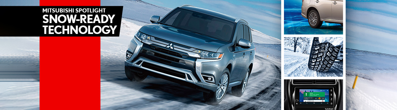 Mitsubishi Snow-Ready Technology | Tom Hodges Mitsubishi | Hollywood, MD