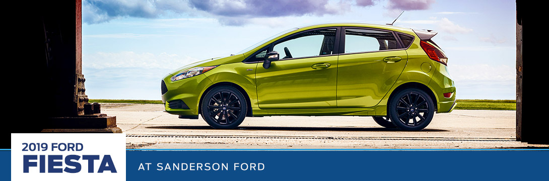 2019 Ford Fiesta Model Overview | Glendale, AZ