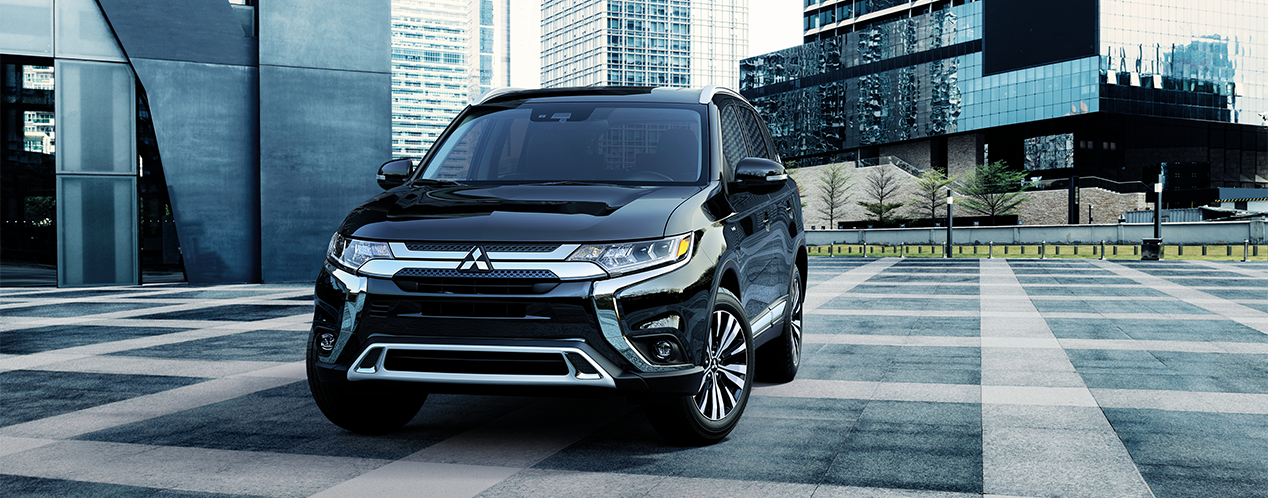 2019 Mitsubishi Outlander Safety | St. Cloud, MN