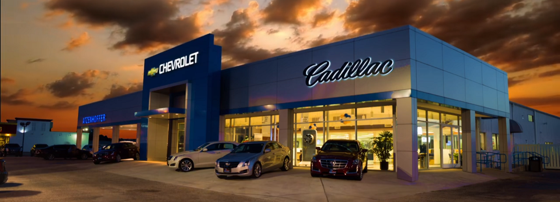 Atzenhoffer Chevrolet Cadillac Mazda Mitsubishi New And