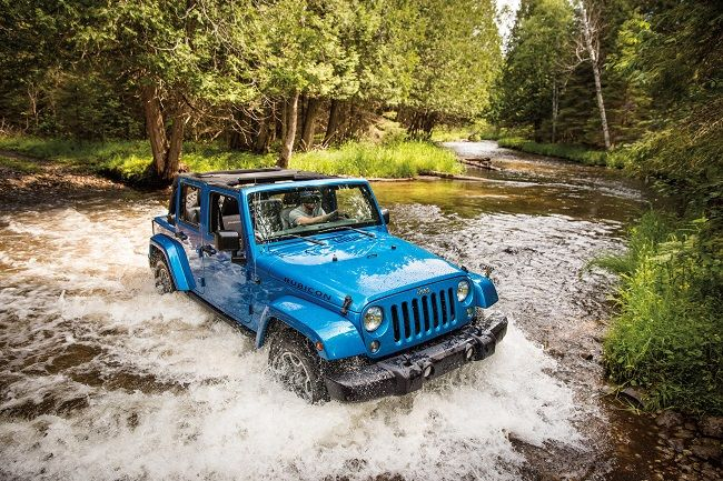 Jeep Wrangler Unlimited | Chilliwack BC