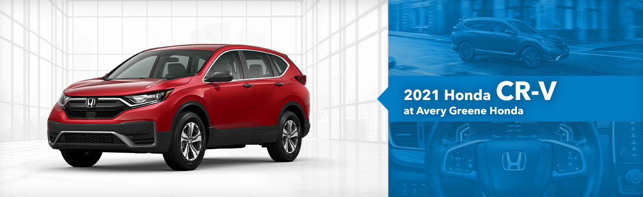 2021 Honda CR-V | Vallejo, CA | Avery Greene Honda