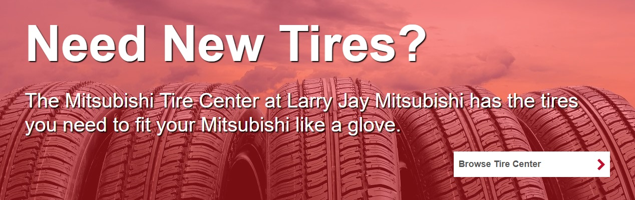 Parts Specials at Larry Jay Mitsubishi