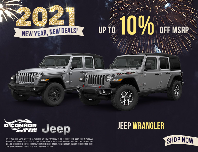 New Jeep Wrangler Shop Inventory | Chilliwack, BC