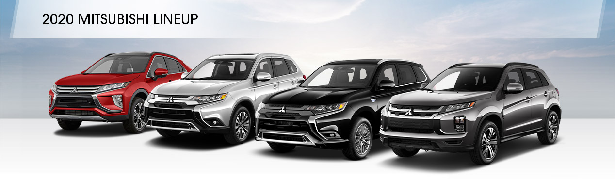 2020 Mountaineer Mitsubishi Lineup in Beckley WV