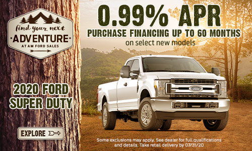 2020 Ford Super Duty | AM Ford | Trail, BC