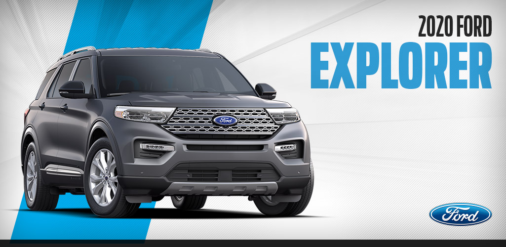 2020 Ford Explorer | Tropical Ford | Orlando, FL