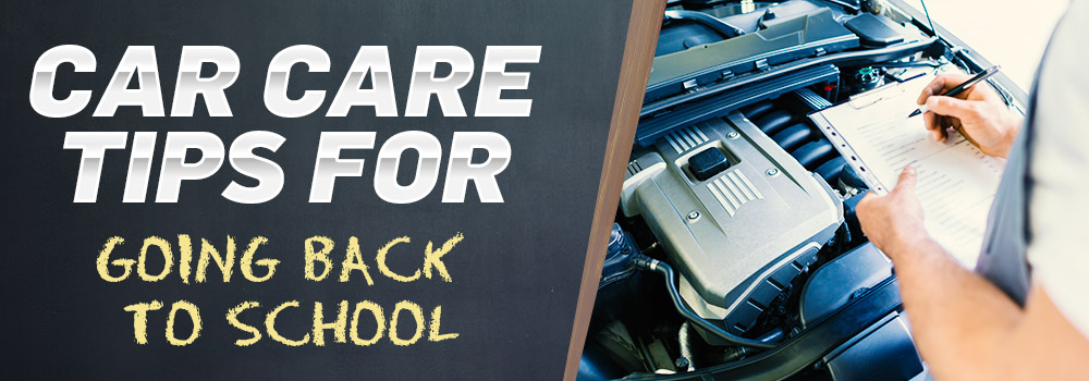 Car Car Tips For Going Back To School | Columbus, MS