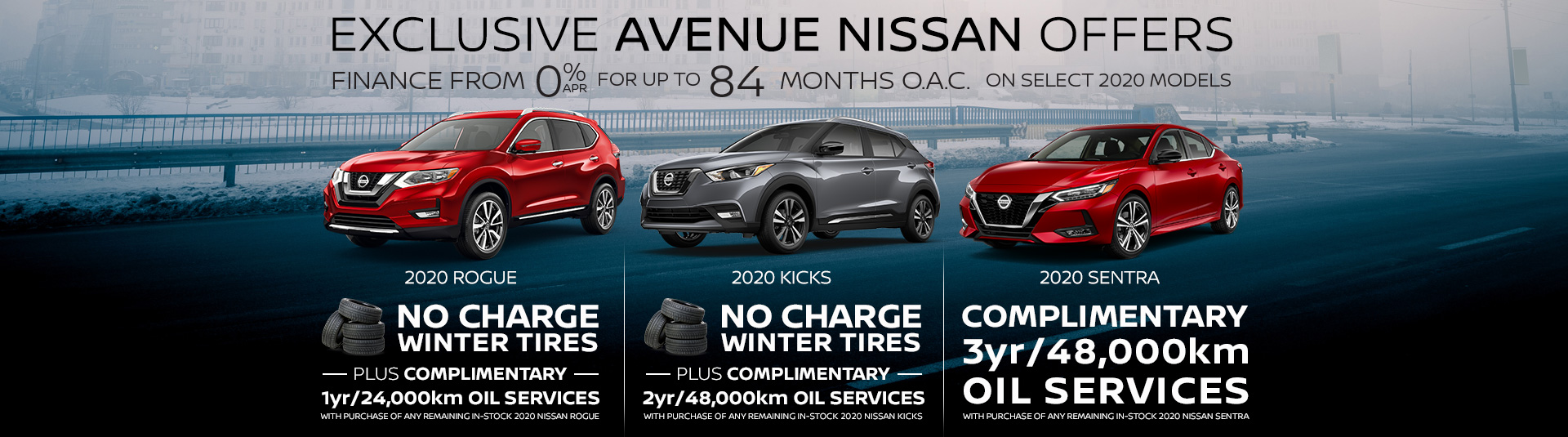 Avenue Nissan Offers