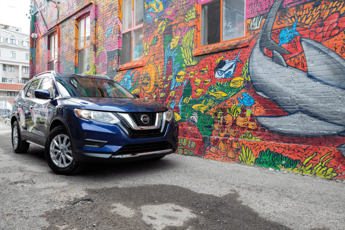 2020 Nissan Rogue Spotlight | Toronto, ON