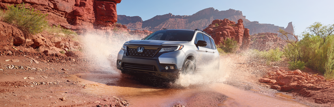 2019 Honda Passport Sporting Capabilities | Kansas City, MO