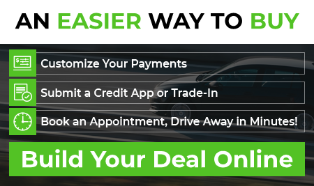 Build Your Deal Online at O'Connor Chrysler in Chilliwack, BC