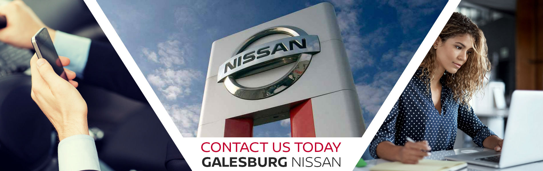 Contact Galesburg Nissan