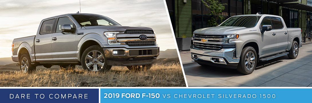 2019 Ford F-150 vs. The Competition | Sanderson Ford | Phoenix, AZ