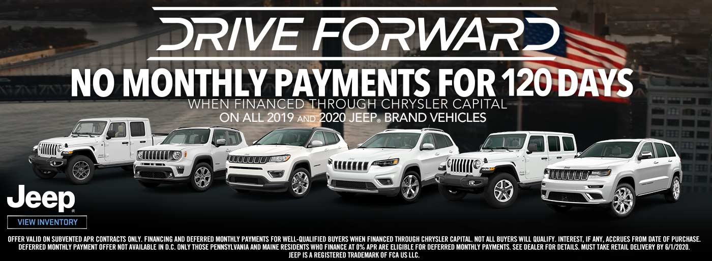 Jeep No Payments