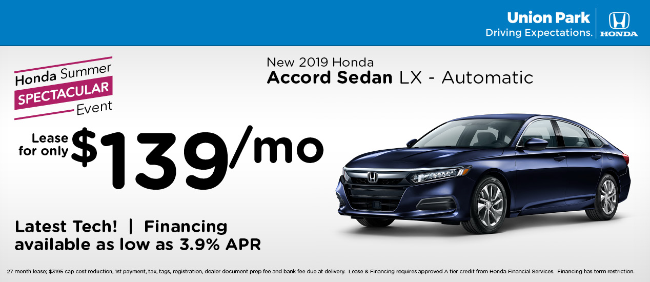 Honda Financial Services Account >> New Used Honda Union Park Honda Wilmington De