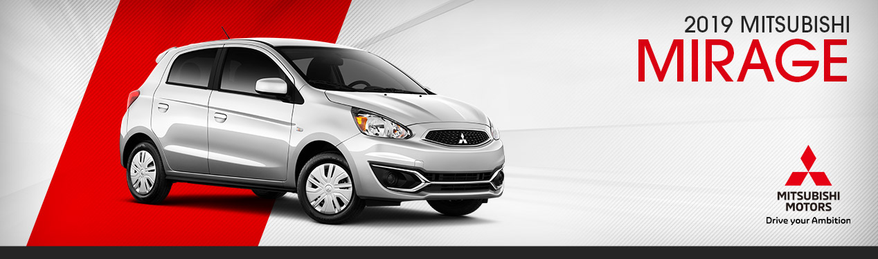 2019 Mitsubishi Mirage | Mountaineer Mitsubishi | Beckley, WV