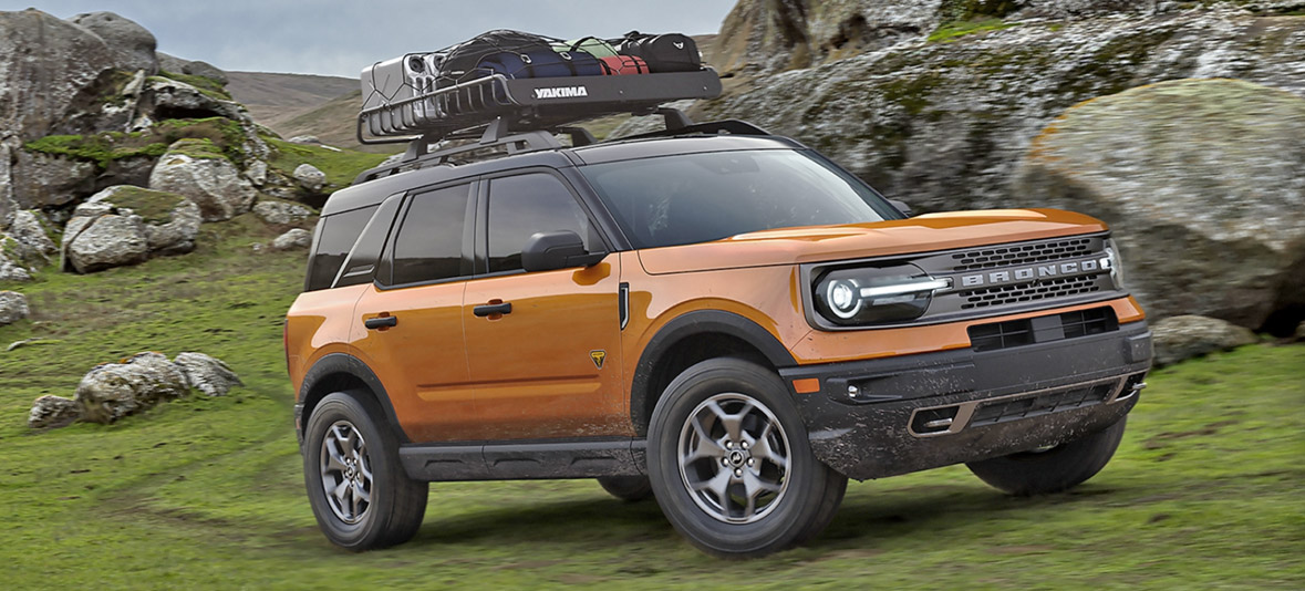2021 Ford Bronco Sport | Downtown Ford | Toronto, ON