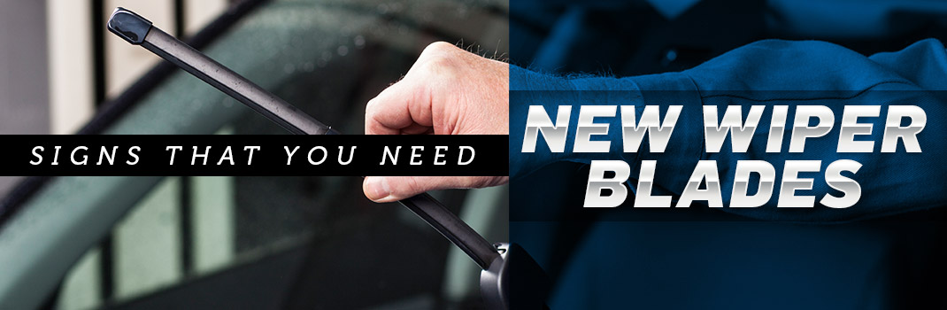 Signs To Replace Your Wiper Blades | Homosassa, FL