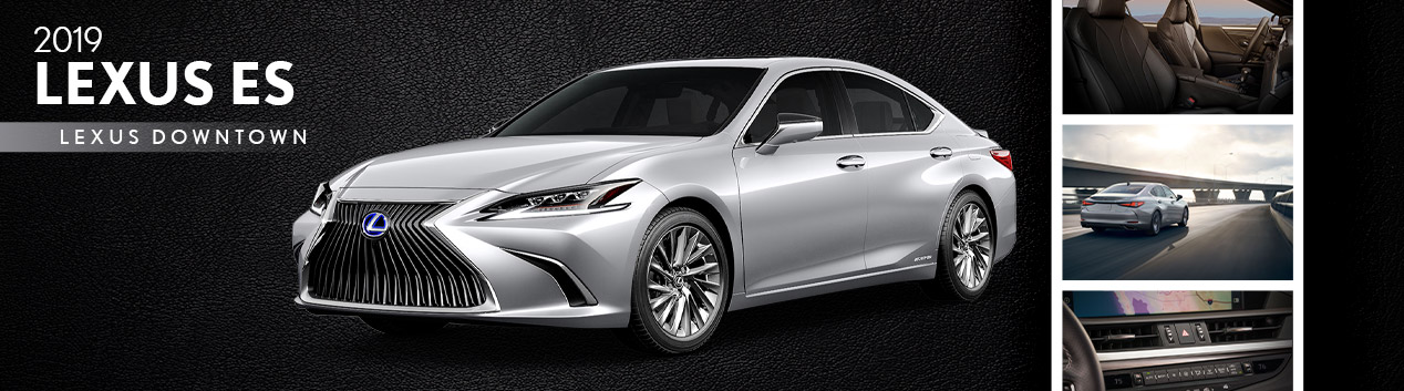 2019 Lexus ES | Lexus Downtown | Toronto, ON