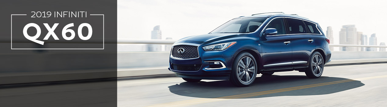 2019 INFINITI QX60 | INFINITI Downtown | Toronto, ON