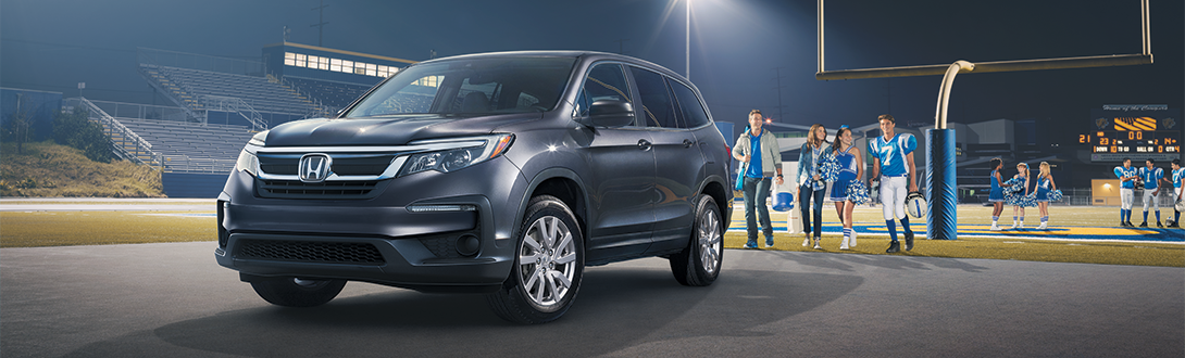 2019 Honda Pilot vs. 2019 Ford Explorer | Kansas City, MO