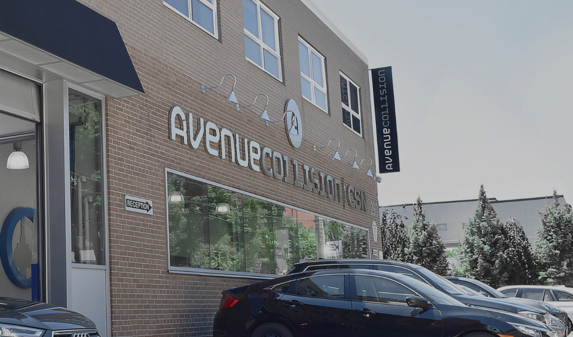 avenue collision center