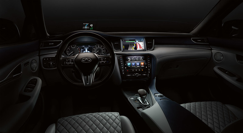 2020 INFINITI QX50 Technology | Toronto, ON