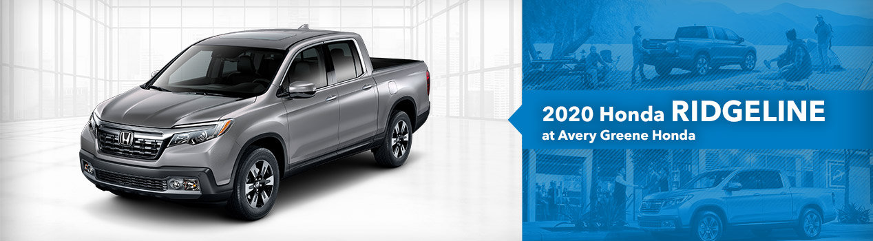 2020 Honda Ridgeline in Vallejo, CA at Avery Greene Honda
