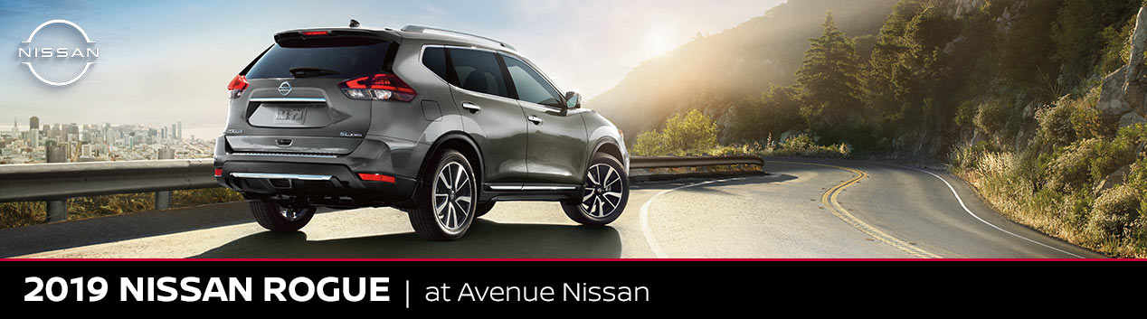 2019 Nissan Rogue | Avenue Nissan | Toronto, ON