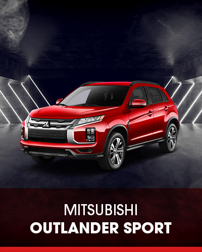 2021 Mitsubishi Outlander Sport in Beckley, WV