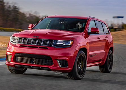 2019 Jeep Grand Cherokee Trailhawk  |  Downtown Chrysler Dodge Jeep RAM | Toronto, ON