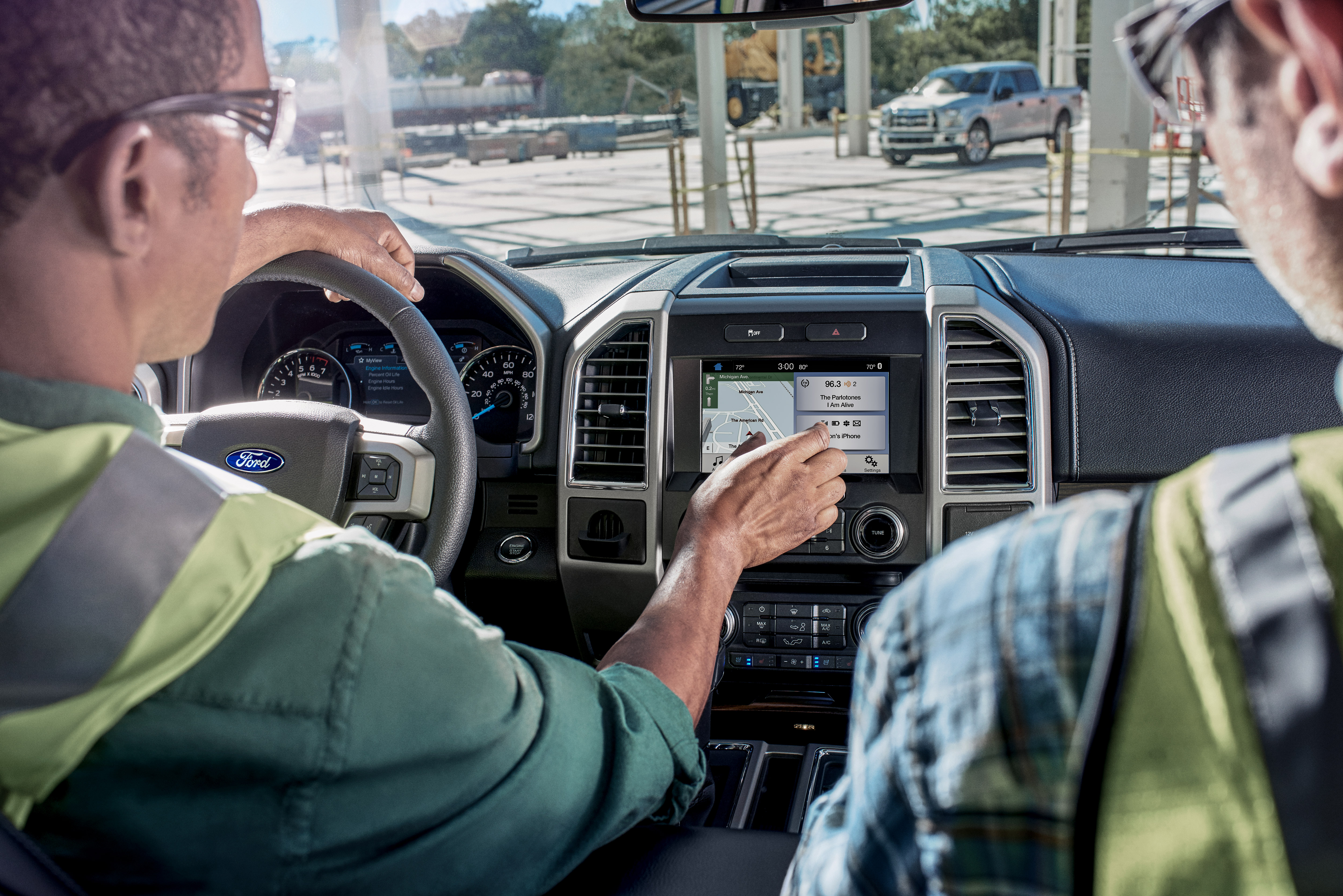 2020 Ford F-150 Interior |Toronto, ON.jpg