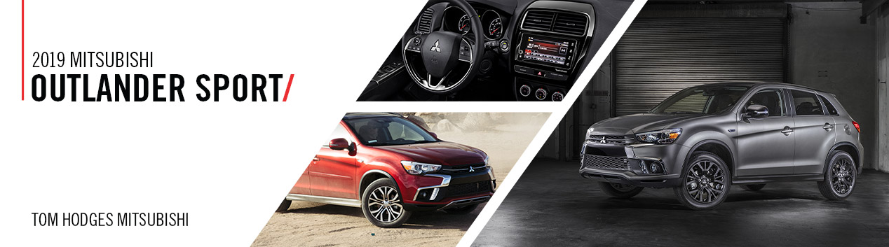 2019 Outlander Sport | Tom Hodges Mitsubishi | Hollywood, MD