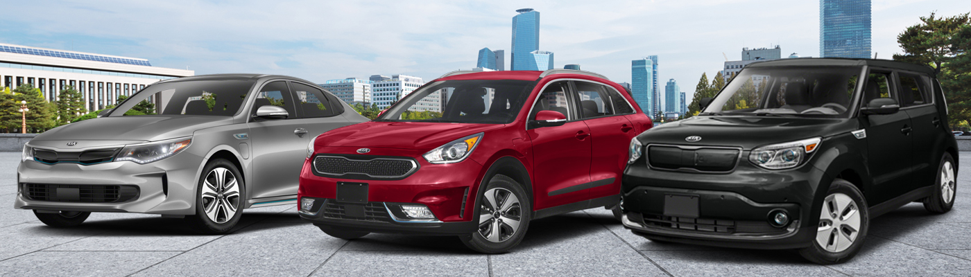 Kia's Eco-Friendly Lineup | Crown Kia of Longview | Longview, TX