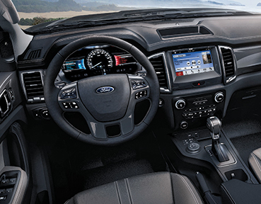 2019 Ford Ranger Interior | Downtown Ford | Toronto, ON