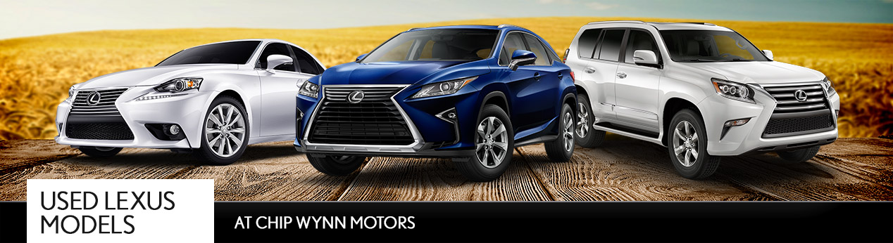 Used Lexus Models In Paducah, KY